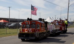 Memphis, Tennessee, Family Day, Little Obie Train. Taken October 18 2014.